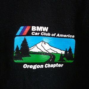 BMW Car Club of America T Shirt XL